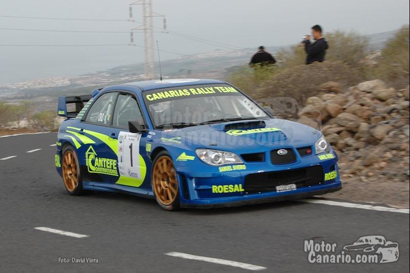 XX Rallye Villa de Adeje 2009