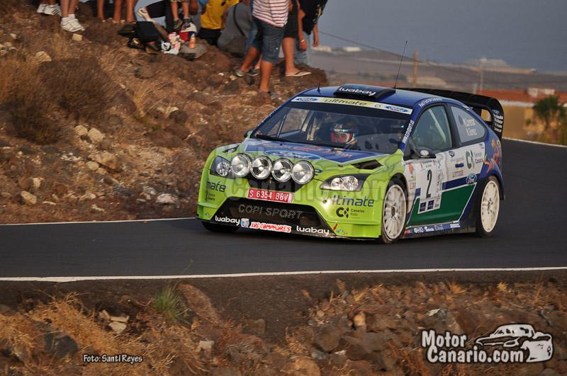 Rallye Villa de Adeje 2011 (Parte 1)
