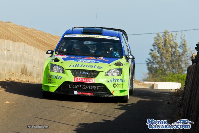 23º Rallye Villa de Adeje 2012 (Parte 1)