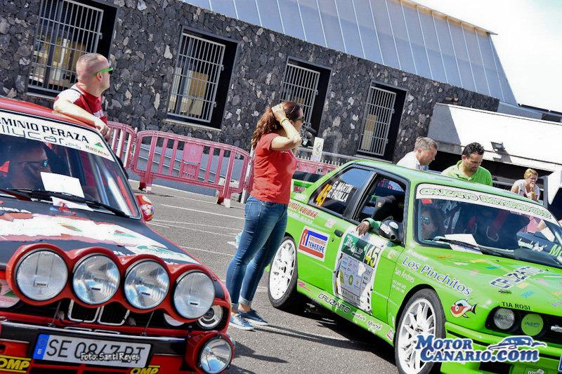 Rallye Villa de Adeje BP Tenerife 2017