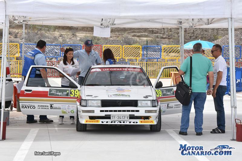 Rallye Villa de Adeje 2018 (Parte 1)
