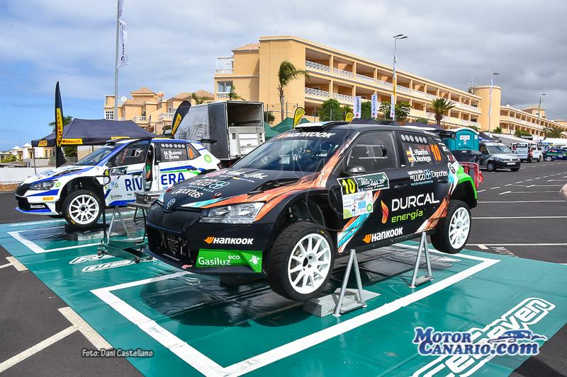30º Rallye Villa de Adeje BP Tenerife 2021
