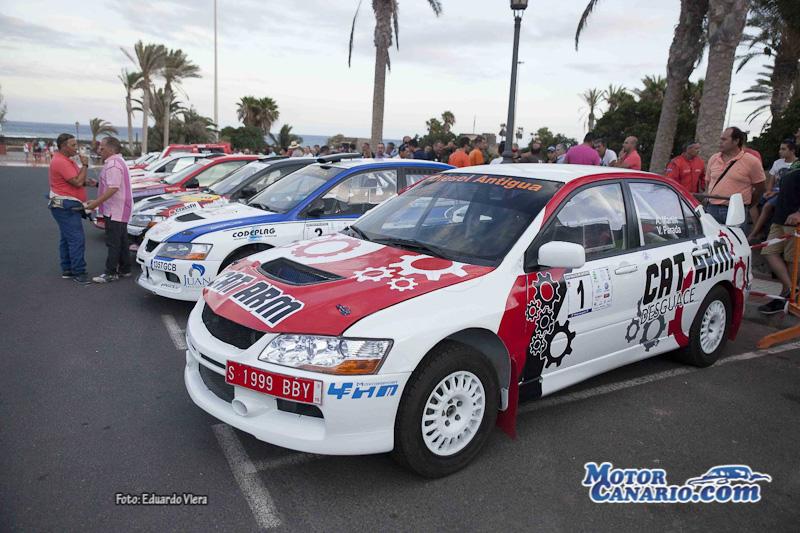 Rallye de Antigua 2015