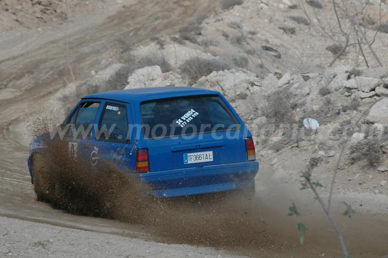 IV Slalom Arico 2008