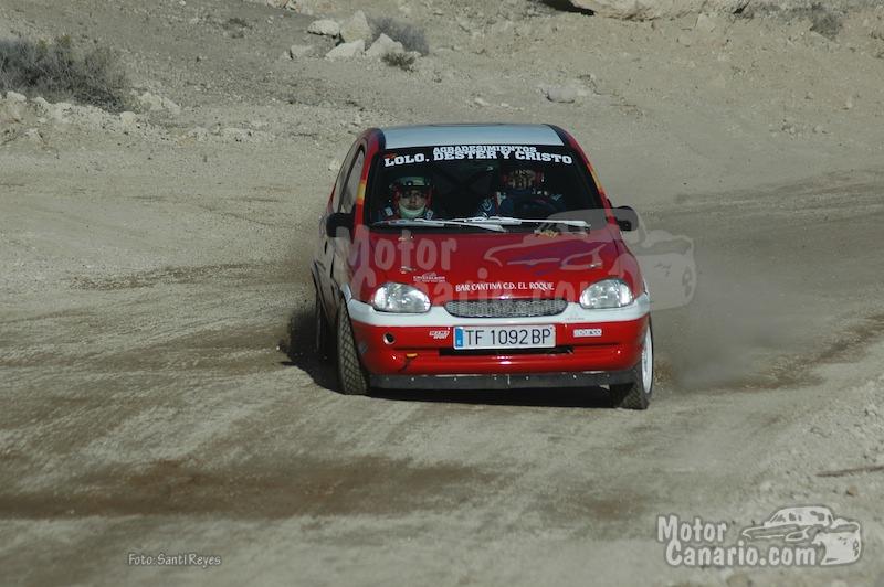 VI Slalom Arico 2009