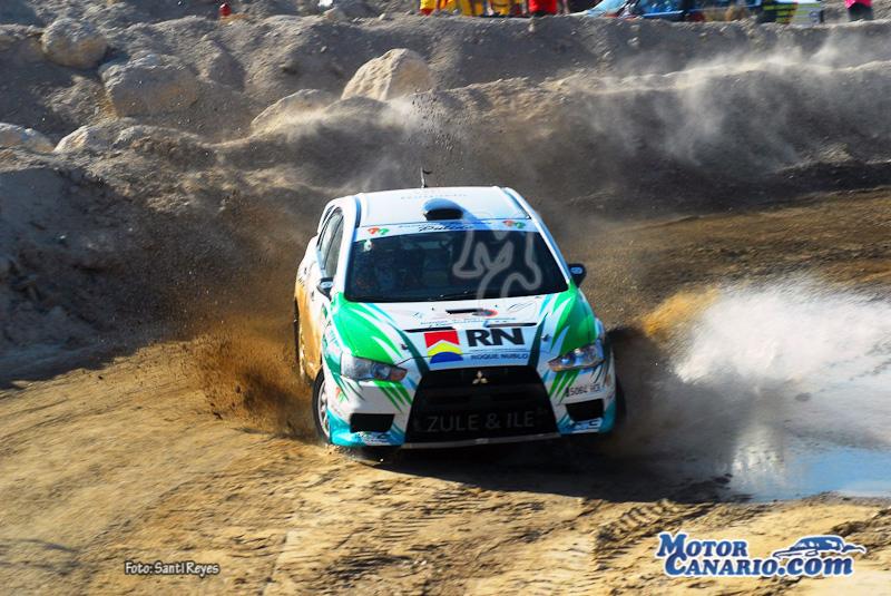 II Circuito de Velocidad en Tierra Arico 2017