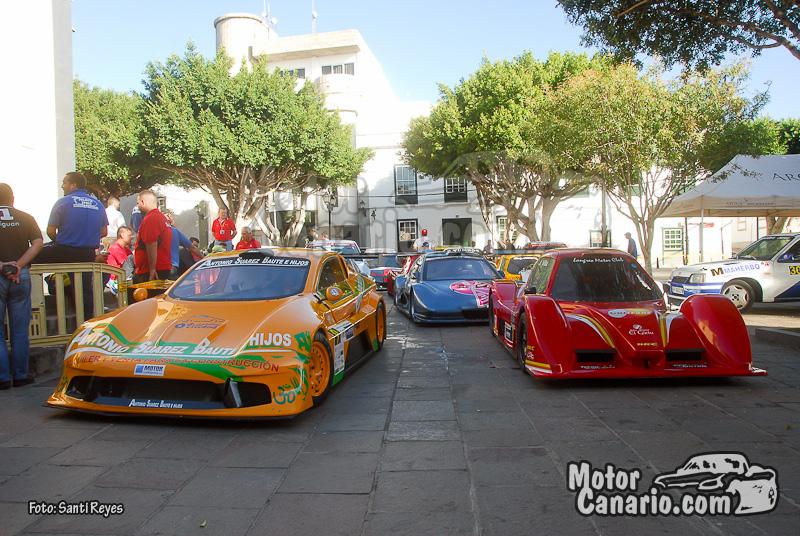 Subida Arona - La Escalona 2013 (Parte 1)
