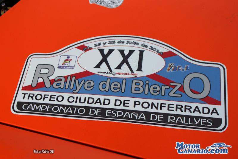 Rallye del Bierzo 2014