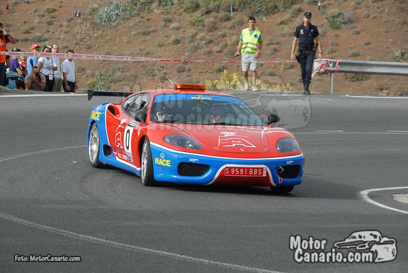 IRC Islas Canarias (Shakedown)