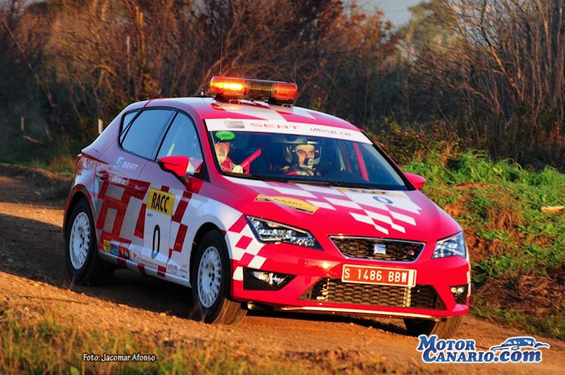 48º Rallye Cataluña 2012 (Shakedown)