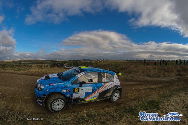 Rallye de Tierra de Granada 2018