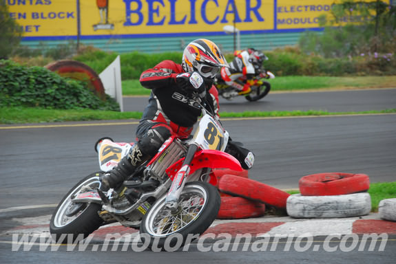 Campeonato de España de Supermotard 2008
