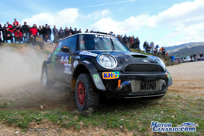 Rallye Circuito de Navarra 2015