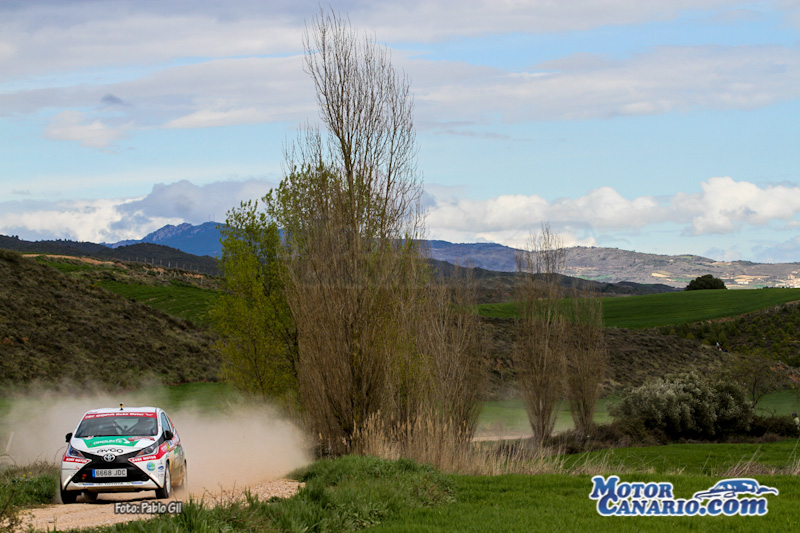 Rallye de Tierra Circuito de Navarra 2016