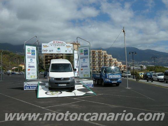 II Clásica La Palma Isla Bonita