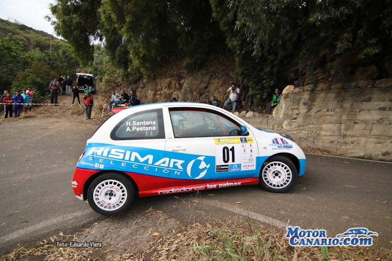 2º Rallye Comarca Norte de Gran Canaria 2016