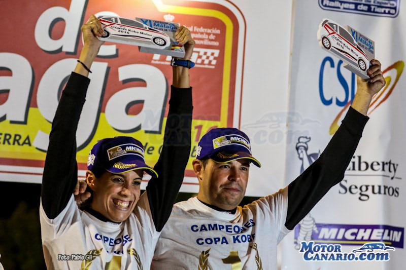 Rallye Criterium de Málaga 2016