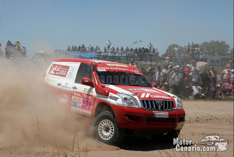 Dakar Argentina - Chile 2009