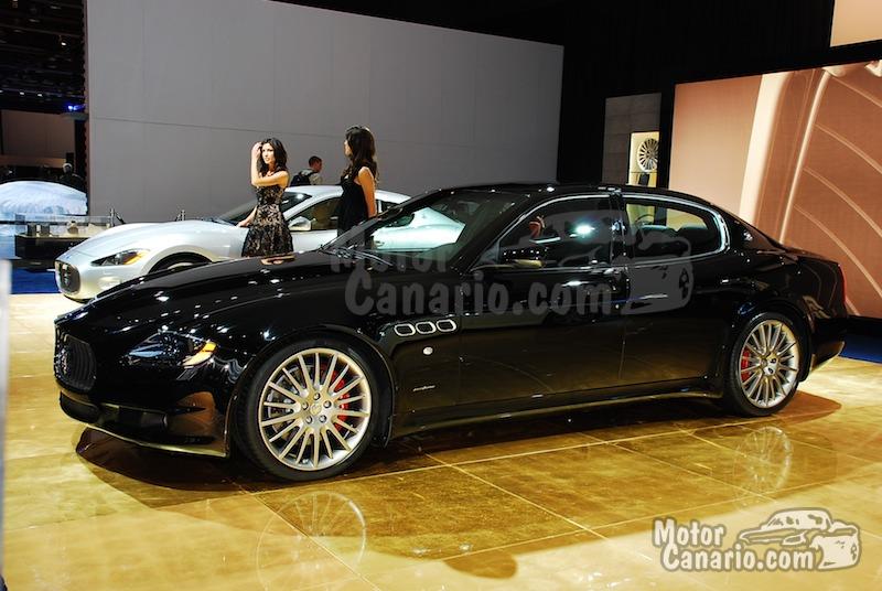 Salón del Automóvil NAIAS DETROIT 2009