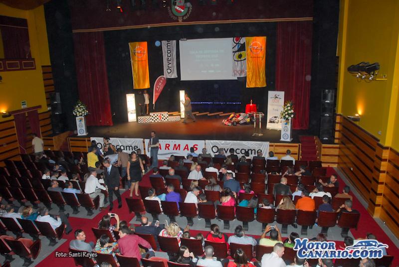 Gala de Entrega de Trofeos FIASCT 2012