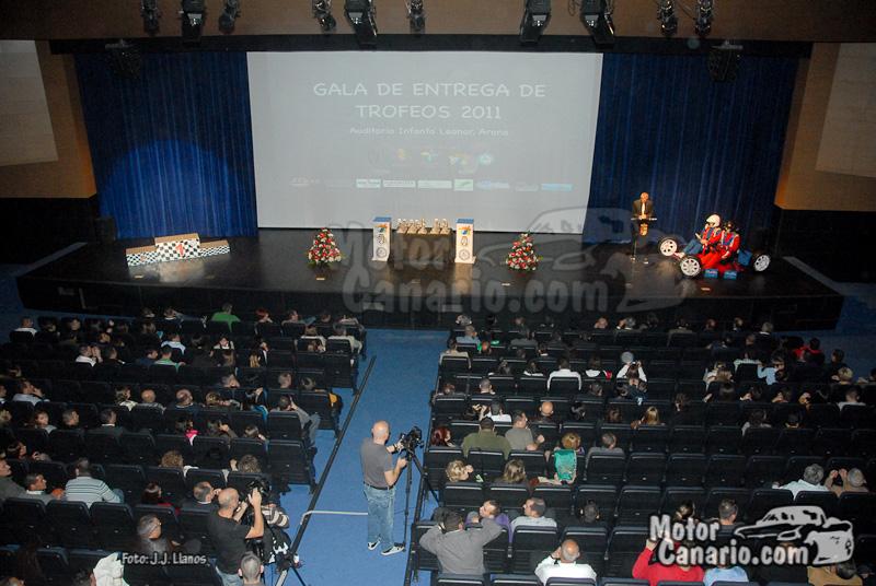 Gala Entrega Trofeos FCA 2012