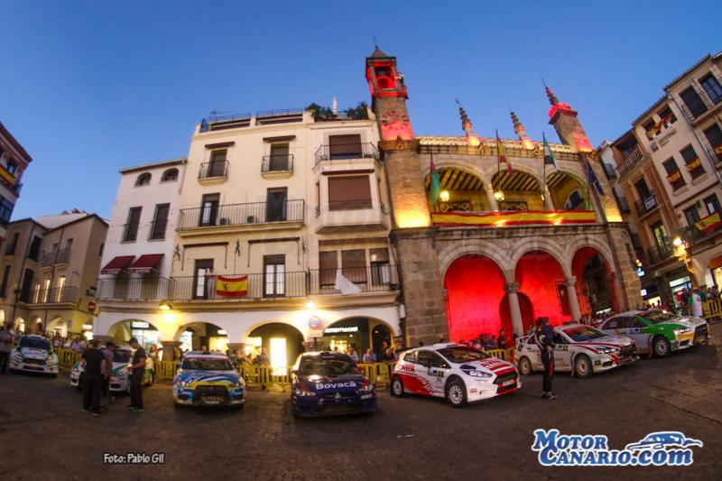 VIII Rallye Norte de Extremadura 2017