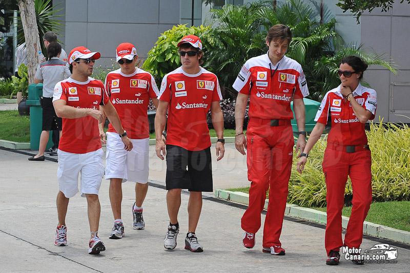 Gran Premio de F1 de Malasia 2010