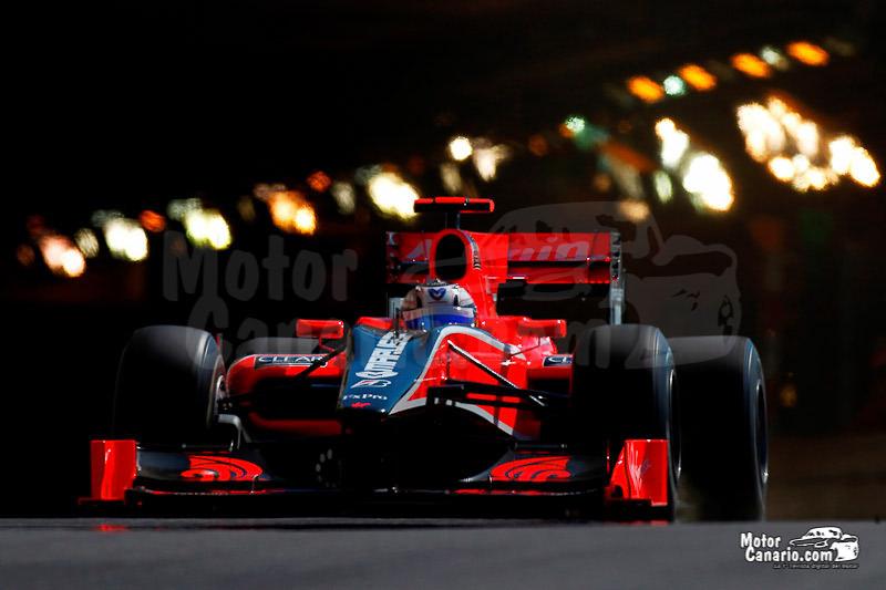 Gran Premio de Mónaco de F1 2010
