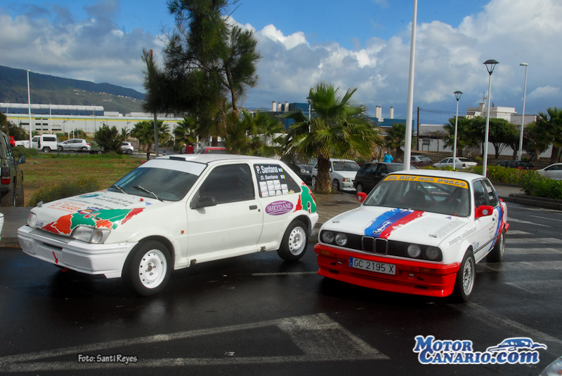 Fiesta del Motor de Güímar 2014