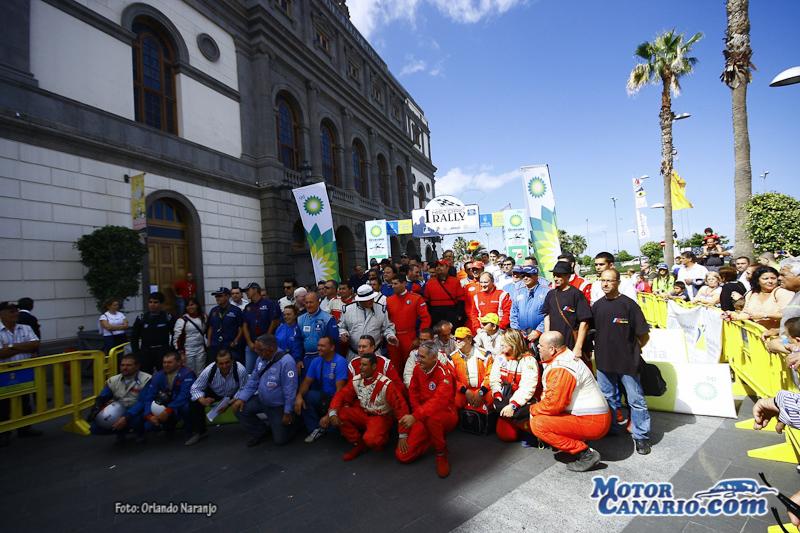 I Gran Canaria Historic Rally 2013