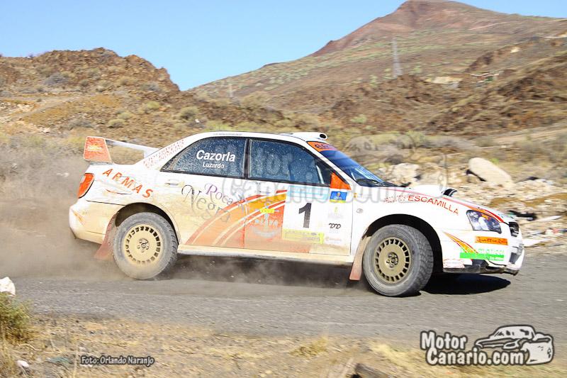 III Rallye de Tierra de Gran Canaria Maspalomas Costa Canaria