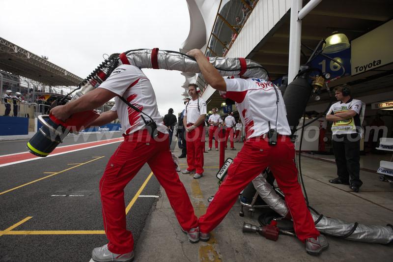 Gran Premio F1 de Brasil 2008