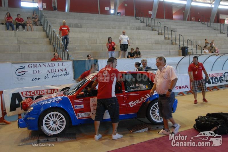 Rallye Villa de Granadilla 2009