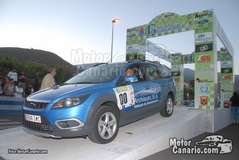19º Rallye Villa de Granadilla