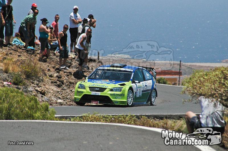 19º Rallye Villa de Granadilla (Tramo Atogo II)