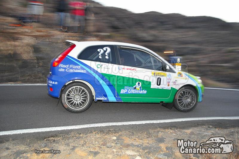 20º Rallye Villa de Granadilla 2011 (Viernes)