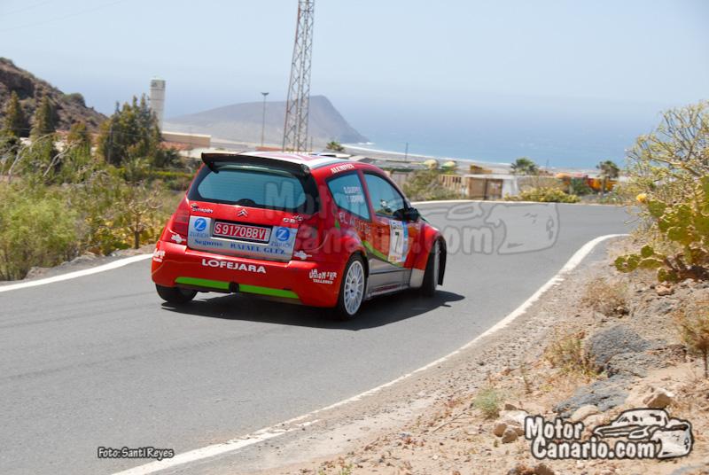 21º Rallye Villa de Granadilla 2012 (Parte 2)