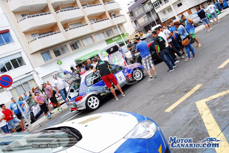 25º Rallye Villa de Granadilla 2016 (Parte 2)
