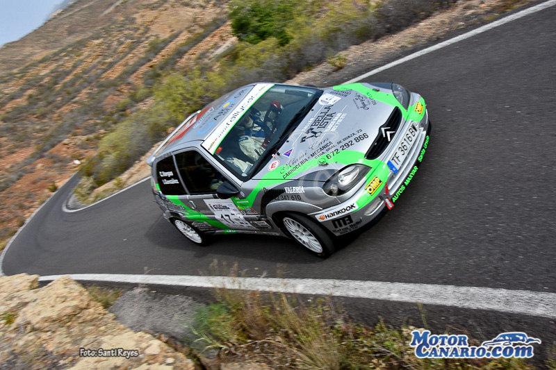 26º Rallye Villa Histórica de Granadilla 2017