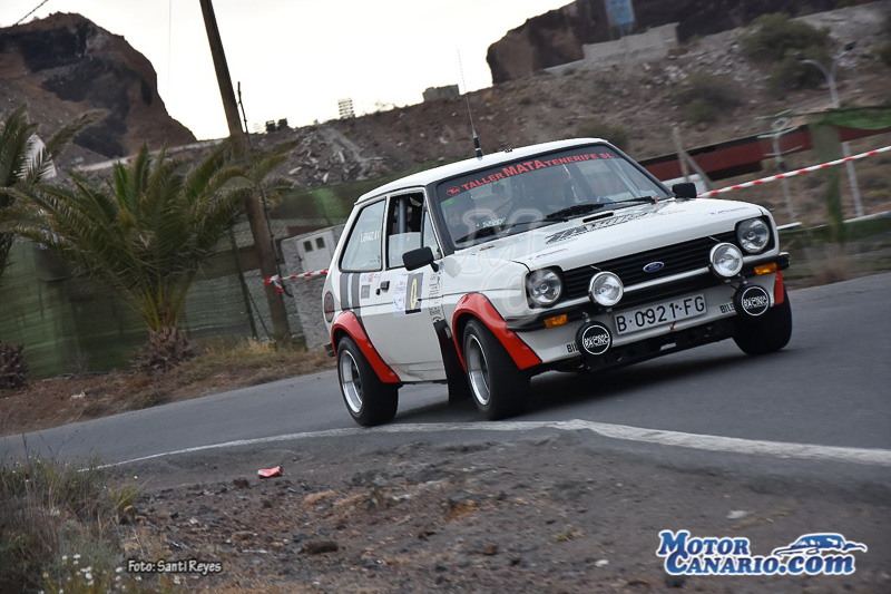 Rallye Villa de Granadilla 2018
