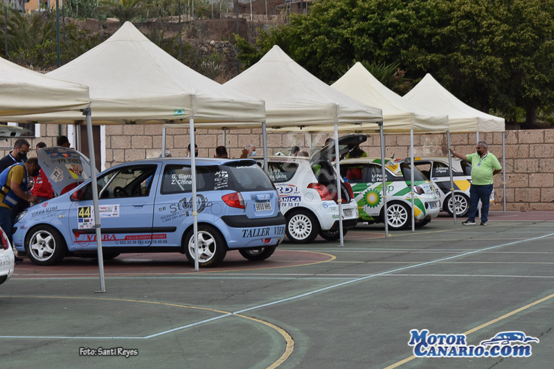 29º Rallye Villa de Granadilla 2021
