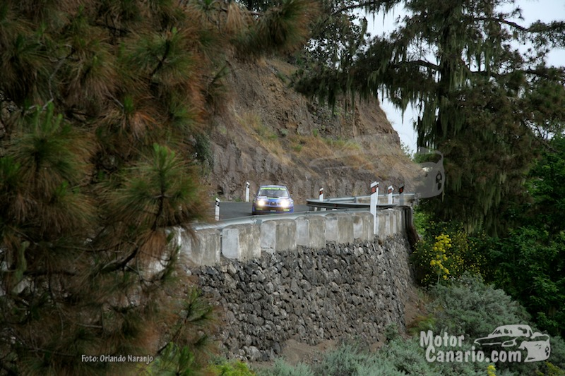Rallye Isla de Gran Canaria 2009