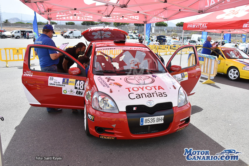 59º Rallye Isla de Gran Canaria (parte 1)