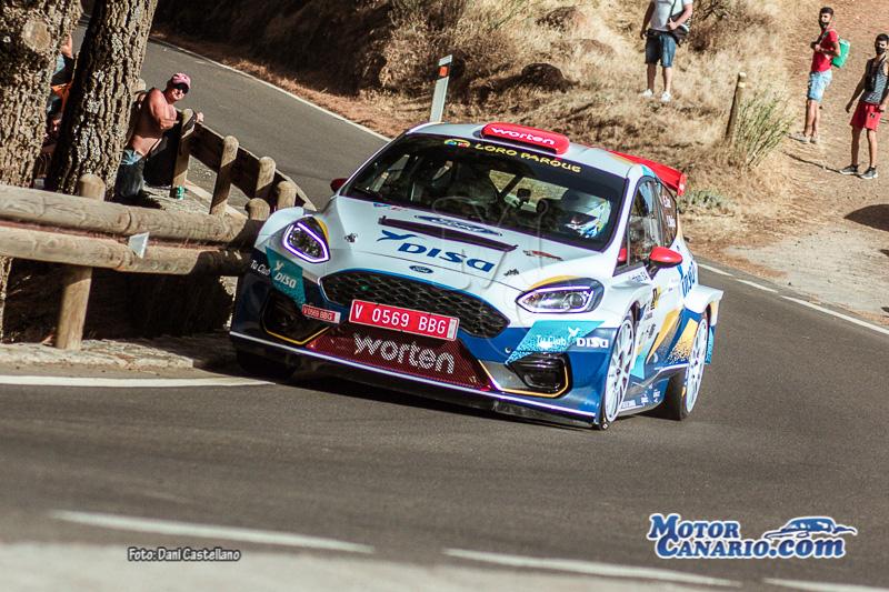 59º Rallye Isla de Gran Canaria (parte 2)