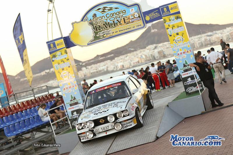 Gran Canaria Historic Rallye 2016