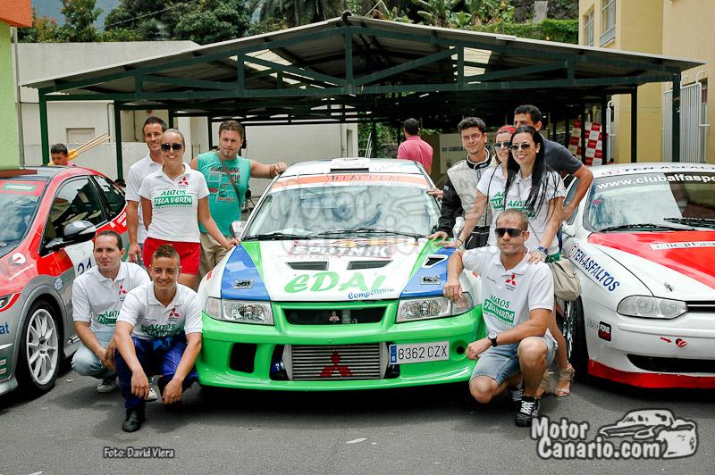 XII Subida a Hermigua - La Carbonera 2011 (Entrega de Trofeos)