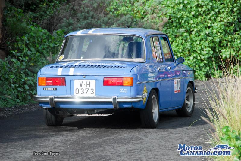 VI Rallye Isla Tenerife Histórico 2012 (Parte 1)