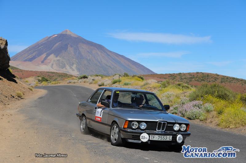 VIII Rallye Isla Tenerife Histórico 2014