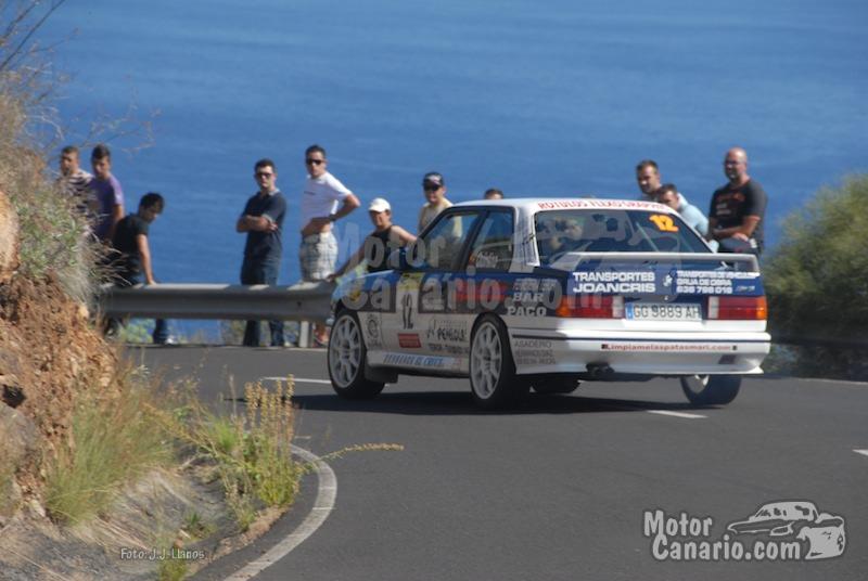 36 Rallye Isla Bonita 2009 (Shakedown)
