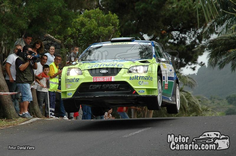 37º Rallye La Palma Isla Bonita (1ª parte)